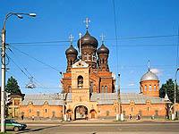 Введенский монастырь, фото