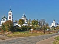 Переславль-Залесский. Никитский мужской монастырь.