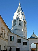Переславль-Залесский. Шатровая колокольня.