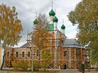 Переславль-Залесский. Благовещенская церковь.
