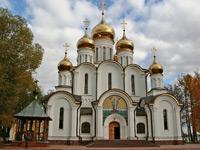 Переславль-Залесский. Шатровая церковь Петра Митрополита.