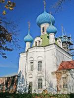 Переславль-Залесский. Владимирский собор.