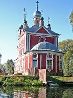 Переславль-Залесский. Сорокосвятская церковь.