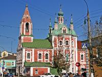 Переславль-Залесский. Церковь Симеона Столпника.