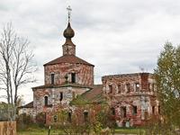 Переславль-Залесский. Смоленско-Корнилиевская церковь.