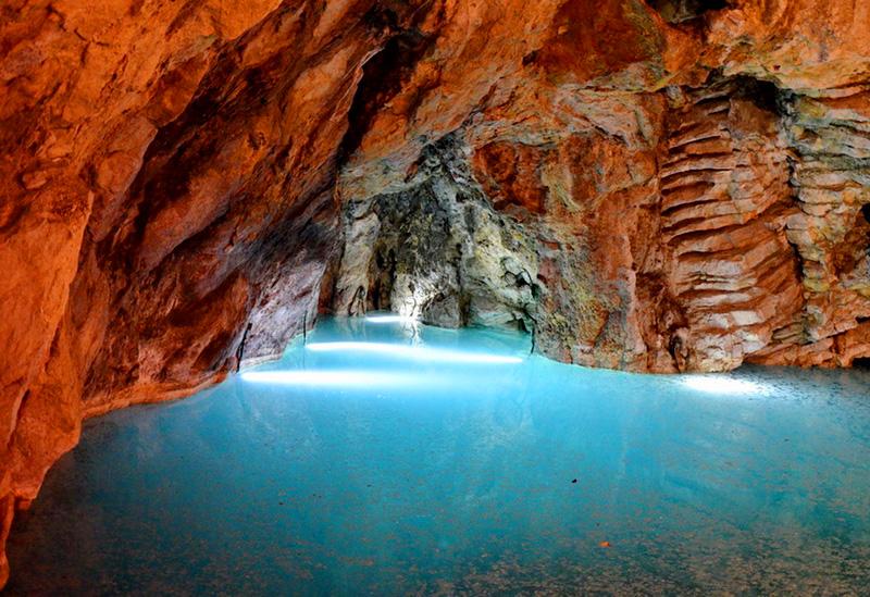 Где отдохнуть в минеральных водах